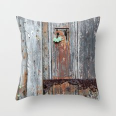 Another rusty Throw Pillow