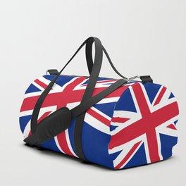 Union Jack Diagonal Duffle Bag