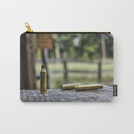 Empty Shell Carry-All Pouch