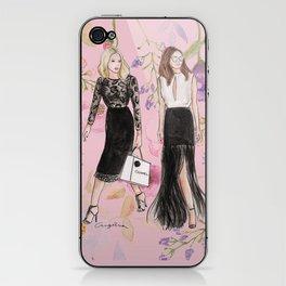 Fashion Week iPhone & iPod Skin