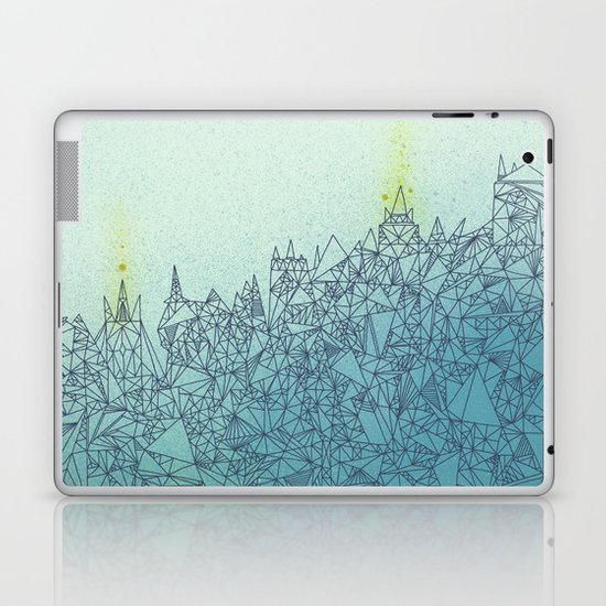 A Quiet Raft Laptop & iPad Skin
