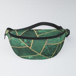 Deep Emerald Fanny Pack