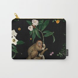 Monkey World: Amber-Ella Carry-All Pouch