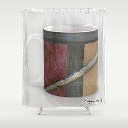 Artist Brush Coffee Mug Modern Art Print Shower Curtain