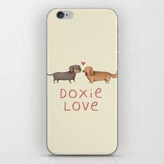 Doxie Love iPhone & iPod Skin