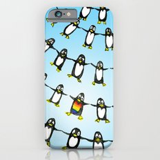 Penguin Fibonacci iPhone 6s Slim Case