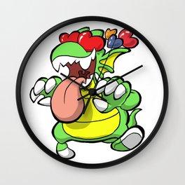 LUSTY DORNAIL Wall Clock