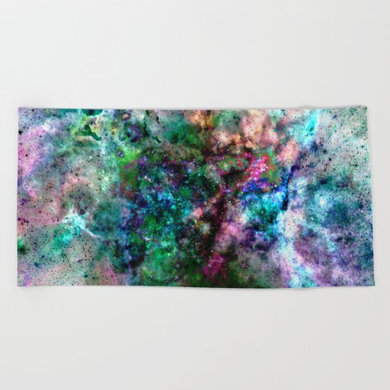 Everything is nothing 22 (therefore it was beautiful) Beach Towel