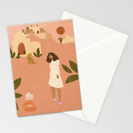 I want to go to Marrakech Stationery Cards