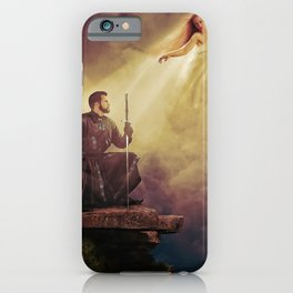 Courage & Honour iPhone Case