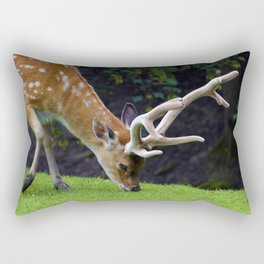 Fallow Deer Rectangular Pillow