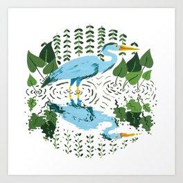 Wekiwa Springs Art Print