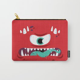 Baddest Red Monster! Carry-All Pouch