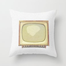 Television* Throw Pillow