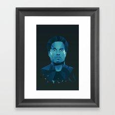 Cinna - Hunger Games Framed Art Print