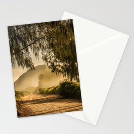 Road from mozambique Stationery Cards