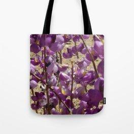 California Lupine Tote Bag