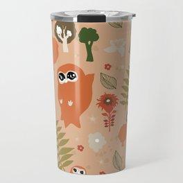 Forest Dance Travel Mug