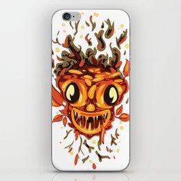 TASTE TOBACCO LEAF iPhone Skin