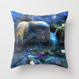 The Fable Keepers Throw Pillow
