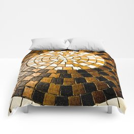 Sunburst Sojourn Comforters