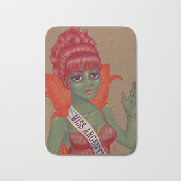 Miss Argentina Bath Mat