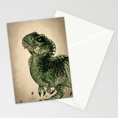 Baby T-Rex Stationery Cards