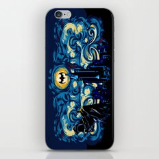 Starry Knight iPhone 4 4s 5 5c 6, pillow case, mugs and tshirt iPhone & iPod Skin