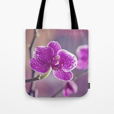 Pretty pink pieces Tote Bag