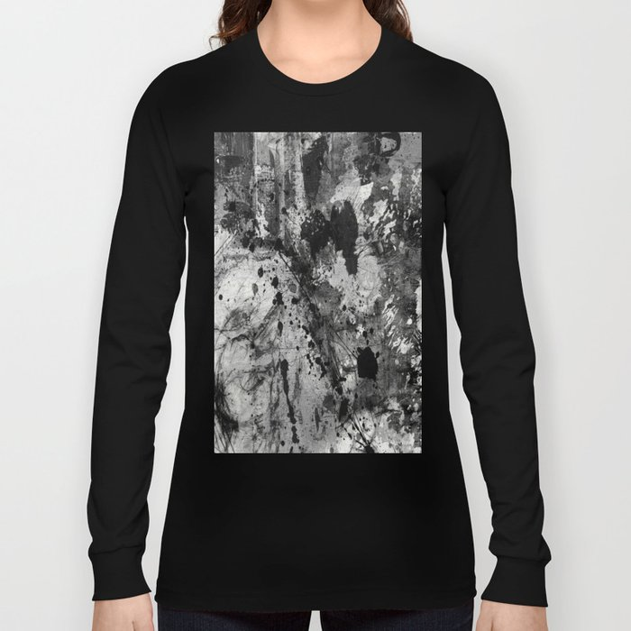 Lost In Contrast Long Sleeve T-shirt
