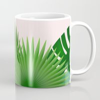 tropical Mugs featuring Tropical by 83 Oranges™