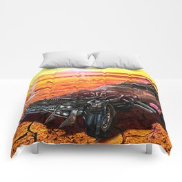 Giga Horse Comforters