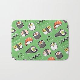 Sushi | Green Bath Mat