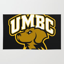 UMBC The House of Grit Rug