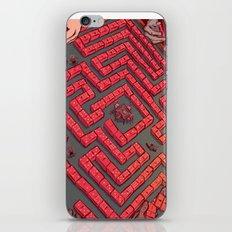 Domino Labyrinth iPhone & iPod Skin