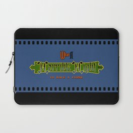 Castlevania II - What a Horrible Night to Have a Curse Laptop Sleeve