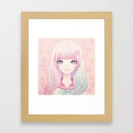 Spring 2 Spring Framed Art Print