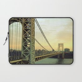 Gateway to NYC Laptop Sleeve