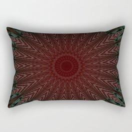 Some Other Mandala 252 Rectangular Pillow