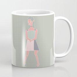 I'm a lady with no manners Coffee Mug