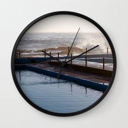 Dee Why Pool Wall Clock