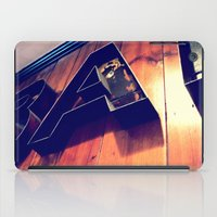 bar iPad Cases featuring BAR by Caitlin Victoria Parker