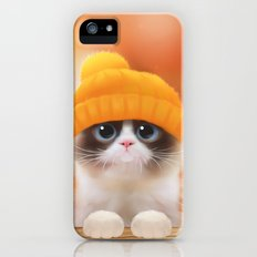Shui The Kitten iPhone (5, 5s) Slim Case