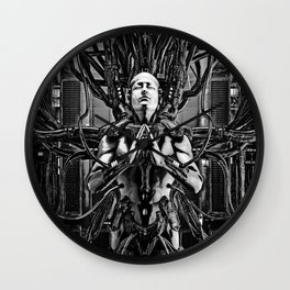 Soul of the Machine Wall Clock