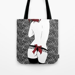 La femme 14 Tote Bag