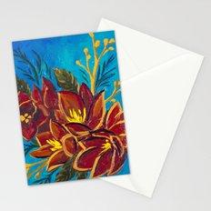 Amorous Amaryllis Stationery Cards