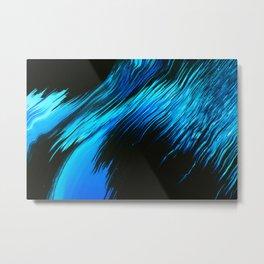 Liquid Tension Metal Print