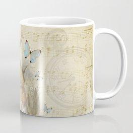 White Rabbit - Alice In Wonderland Coffee Mug