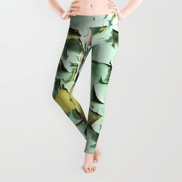 Blistered Paint Leggings