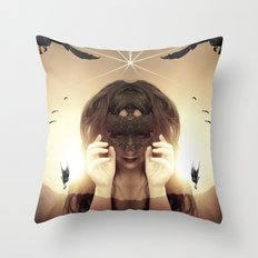 You will never get my submission Throw Pillow
